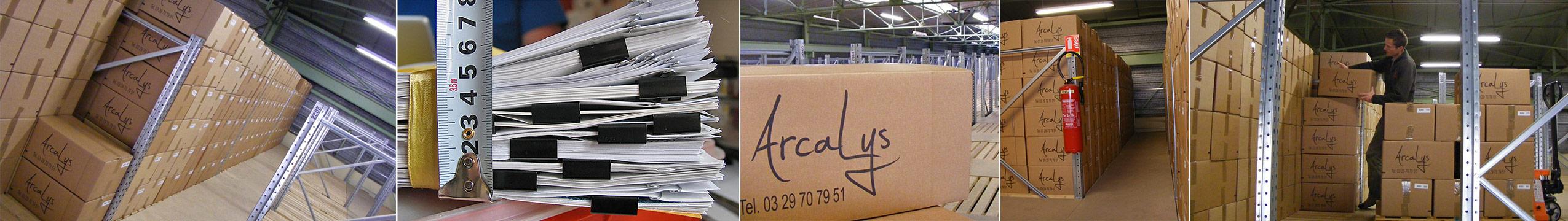 Audit & Conseils en Archivage