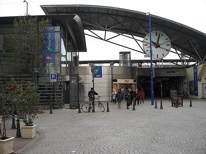 Société d'archivage —Asnières-sur-Seine (Hauts-de-Seine 92)