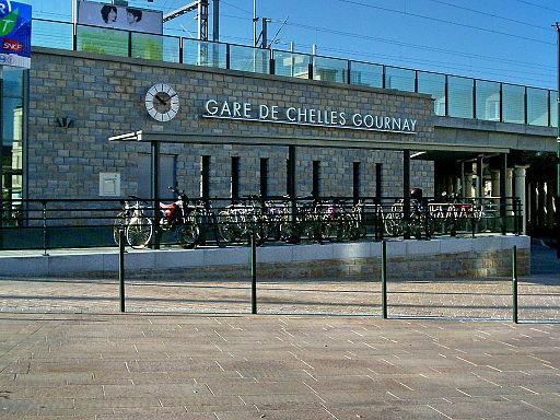 Gare de Chelles