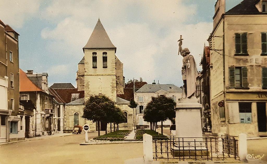Lagny-sur-Marne Arcalys archivage
