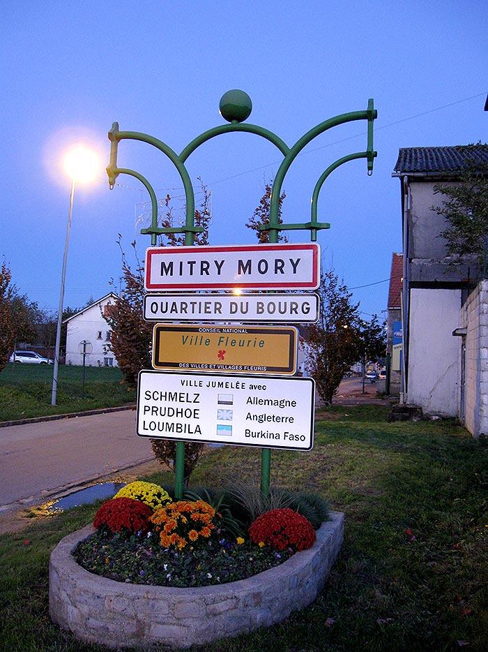 Société d'archivage — Mitry-Mory (Seine et Marne 77)