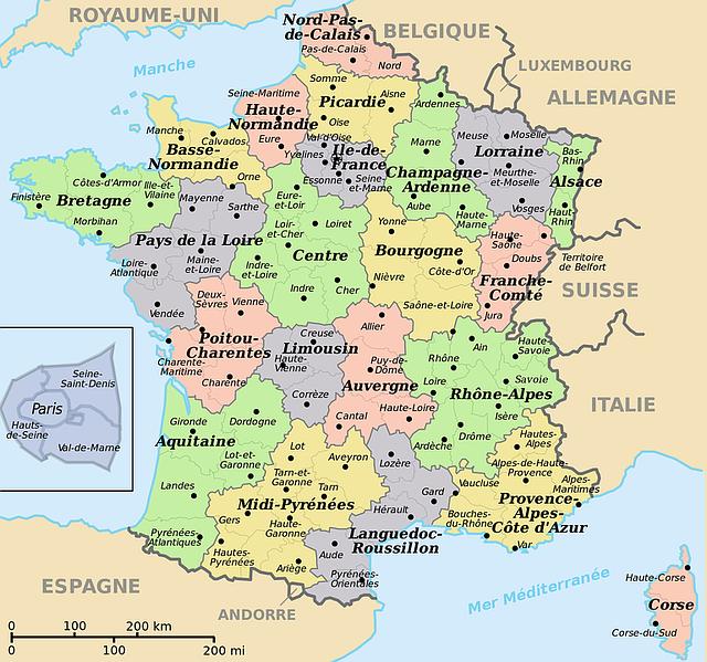 Archivage en France