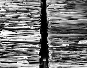 Archiver les documents professionnels