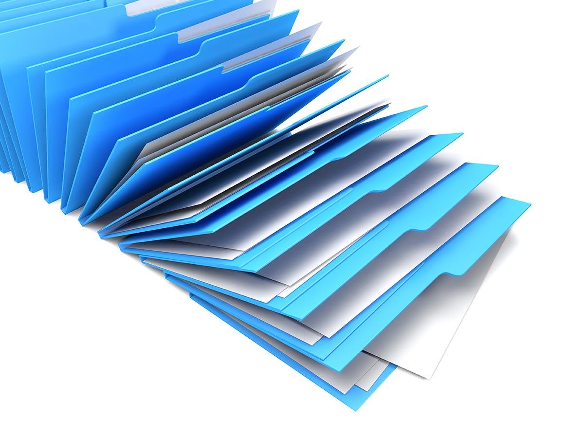 elaborer un plan de classement des archives electroniques