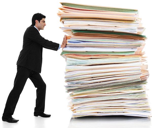 Externalisation des archives d'entreprise