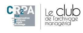CR2PA, club d'archivage managériale