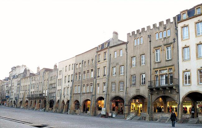 Ville de Metz