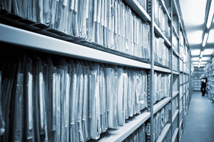 Archivage - Interventions sur site