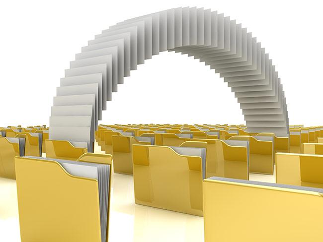 Les obligations de l'entreprise d'archivage