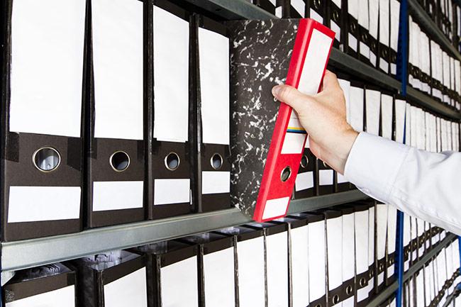 Définir une politique d'archivage