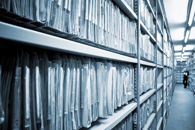 Les archives - Définition