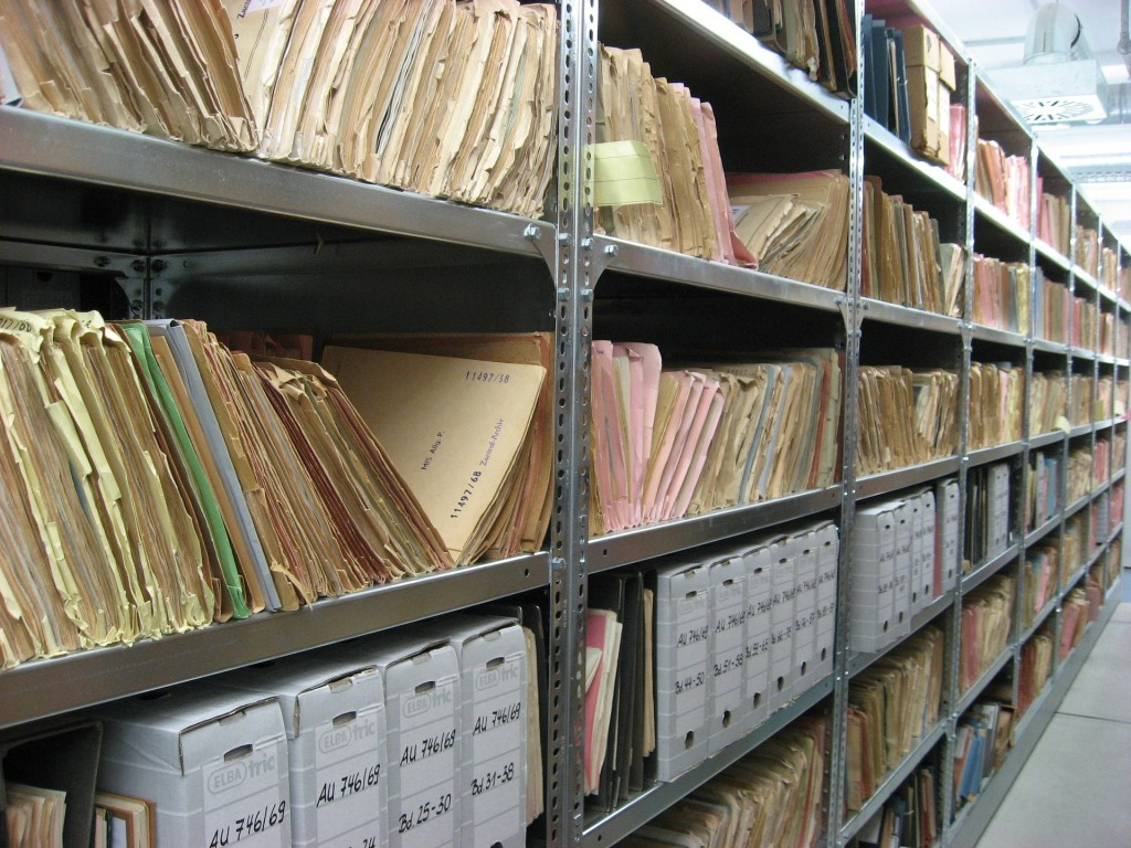 Comment bien conserver ses archives ?