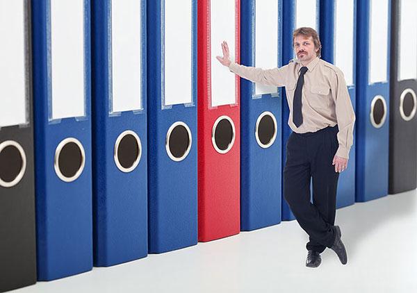 Quelles sont les bonnes procédures de classement des documents de l'entreprise ?