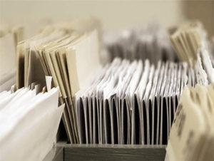 Dématérialisation des archives