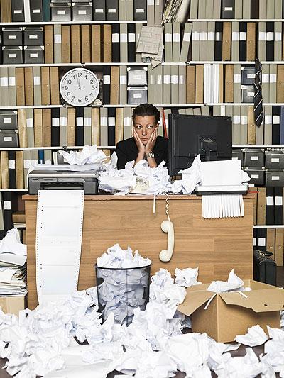 Externaliser les archives d'entreprise