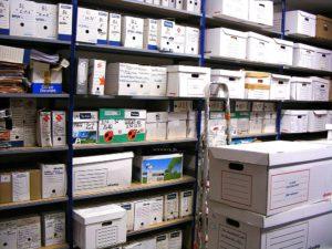 service archives