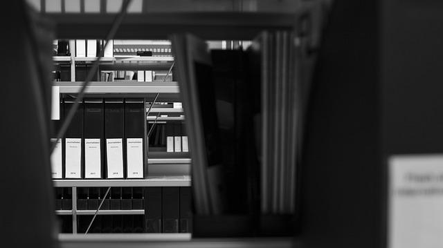 Le stockage des archives et externalisation